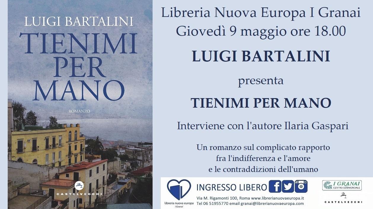 Luigi Bartalini presenta