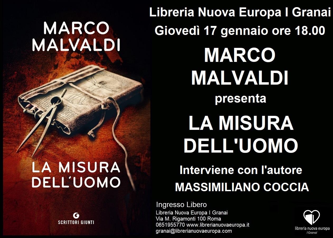 Incontro con Marco Malvaldi
