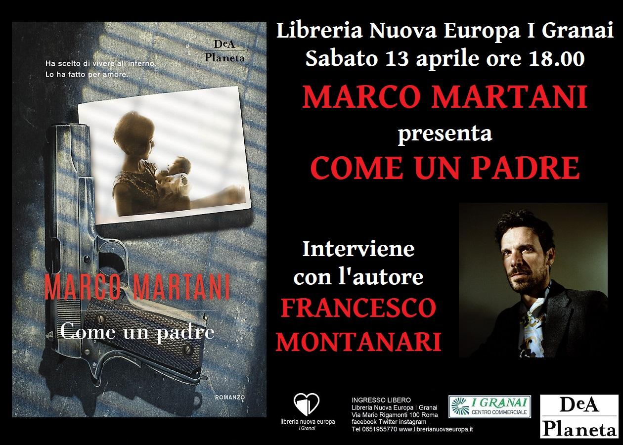Marco Martani presenta