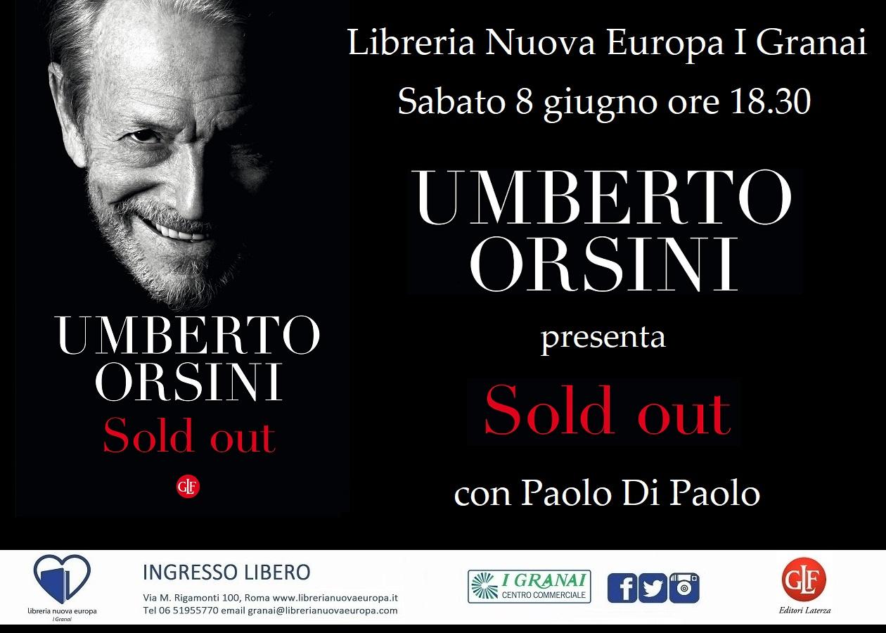 Umberto Orsini presenta