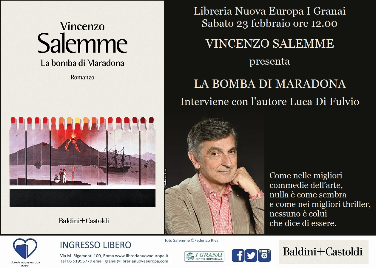Vincenzo Salemme presenta
